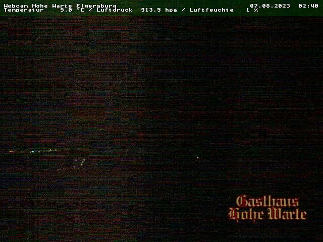 zur Webcam Elgersburg - www.thueringer-wald.com