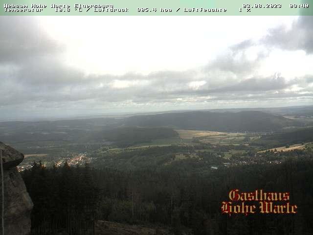 Webcam Hohe Warte