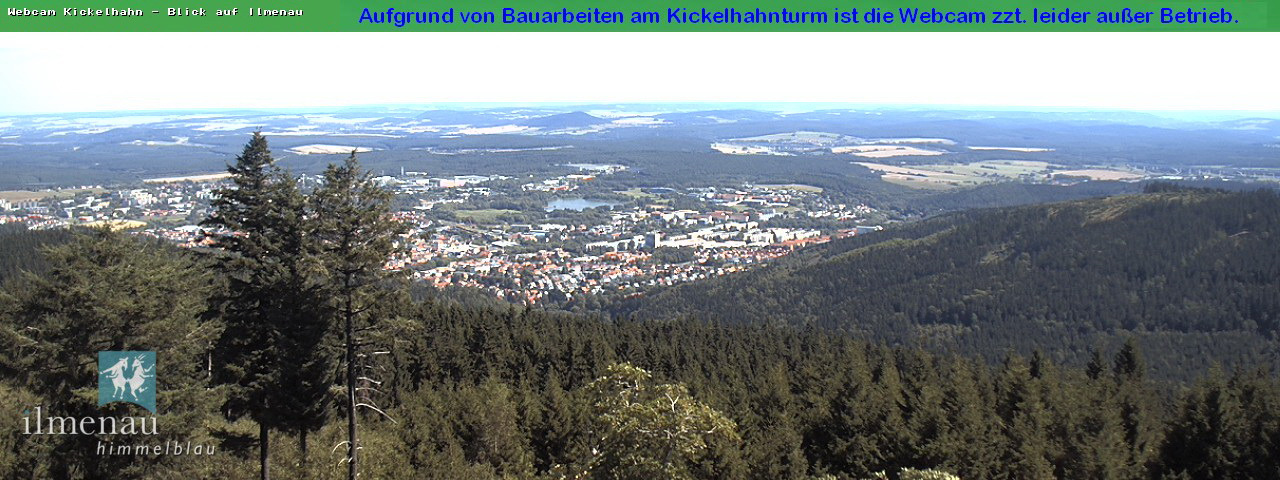 Webcam-Ilmenau-Norden