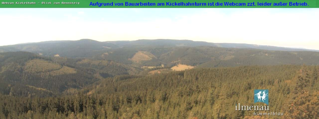 Webcam-Ilmenau-Westen