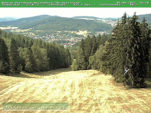 Webcam Neve An der Kniebreche
