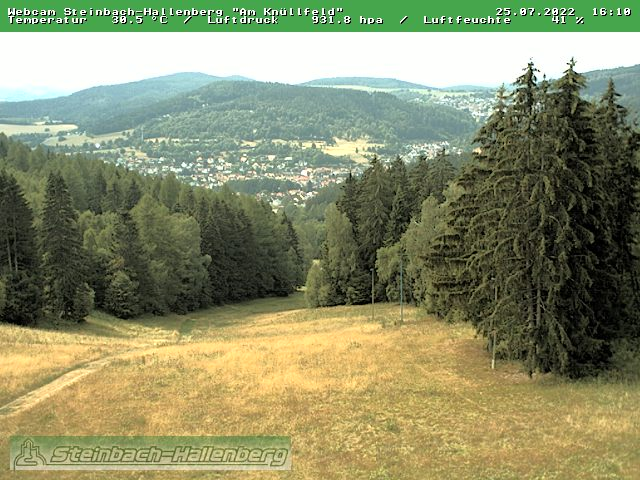 Webcam Steinbach Hallenberg