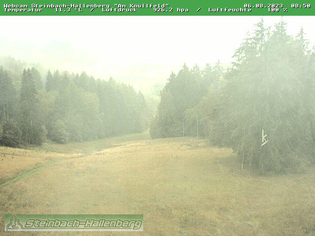 Webcam Skigebiet Steinbach-Hallenberg Th�ringer Wald