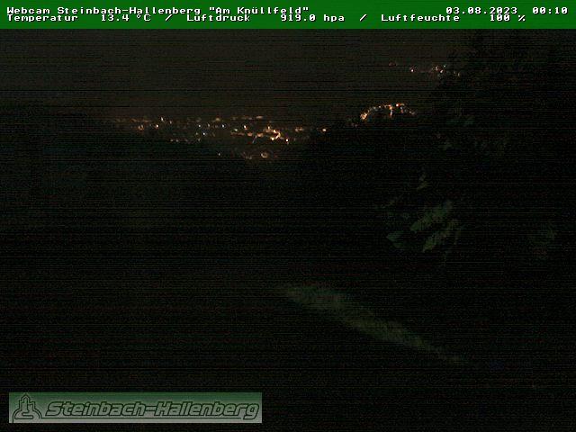 Webcam Ski Resort Steinbach-Hallenberg Thuringian Forest