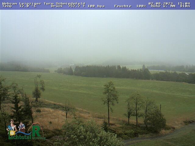 Webcam Skigebiet Schmiedefeld am Rennsteig cam 2 - Thüringer Wald