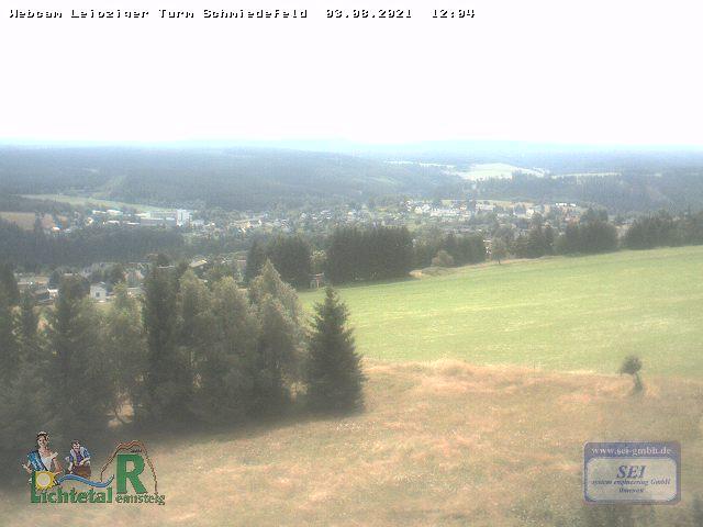 Webcams Skigebied Schmiedefeld am Rennsteig
