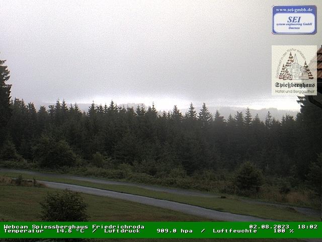 Webcam Bild Heuberghaus