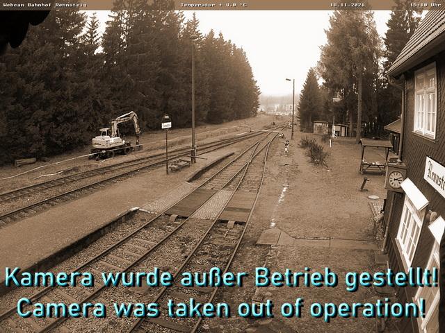 Wetterkamera Live Bilder in Thüringen