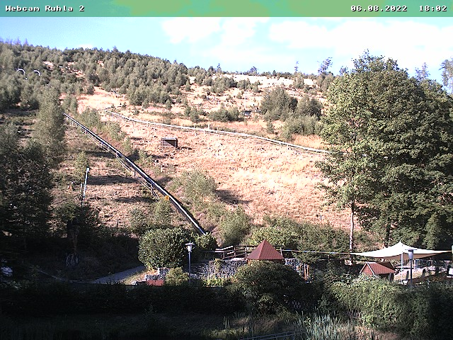 Webcam Sommerrodelbahn